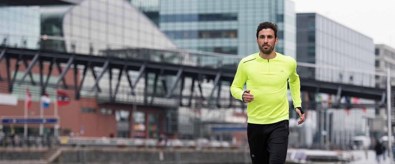 Learn To Extend The Time You Spend Running