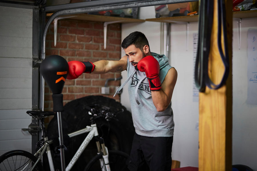 How To Keep Up Your Boxing Training At Home