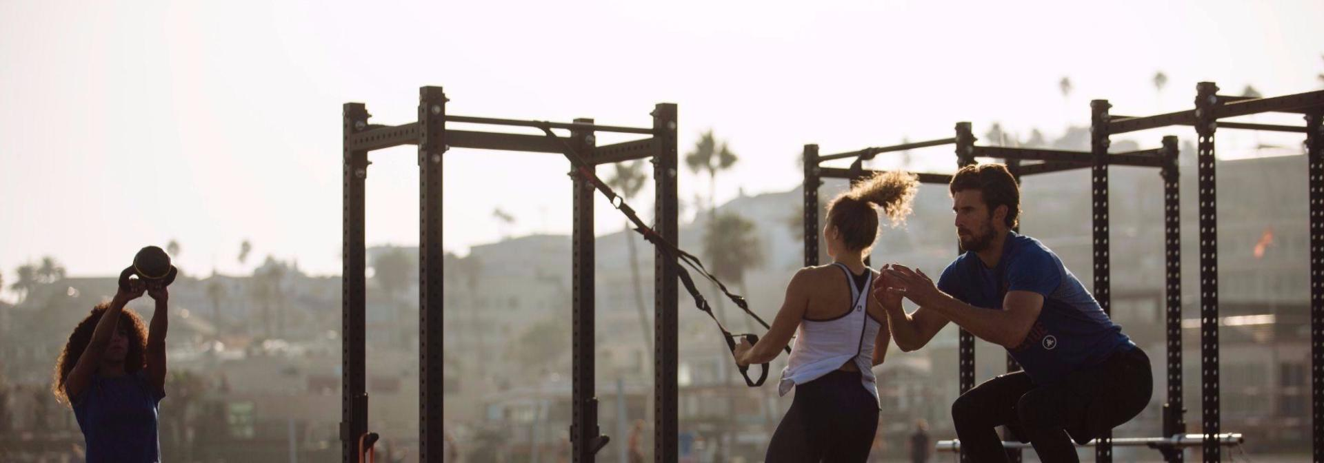 Weight Training While You're Travelling